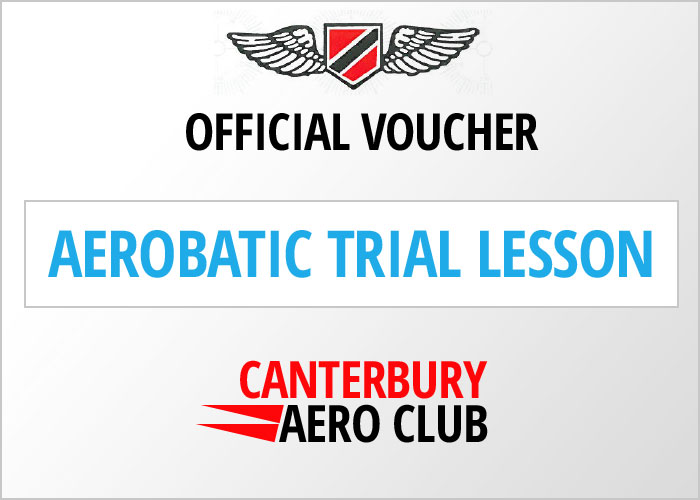 Aerobatic Introductory Lesson
